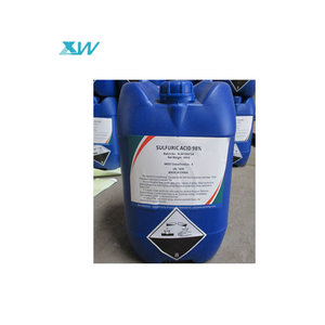 high quality industrial grade h2so4 98% min sulfuric acid for sale