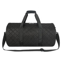 Custom Anti Theft Big Cotton Travel Bag Duffel Bag Sports Gym Bag