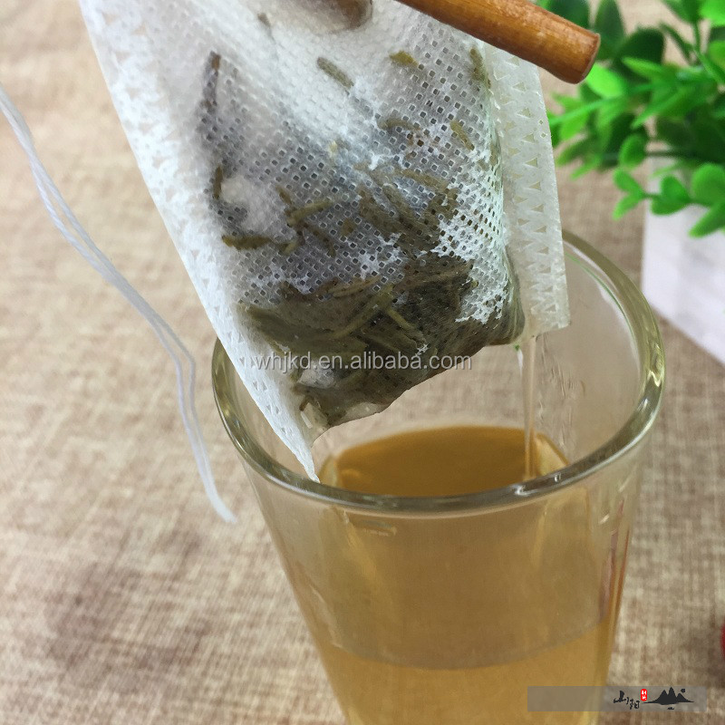 Popular nonwoven fabric filter wrapping tea bag disposable tea filter bag