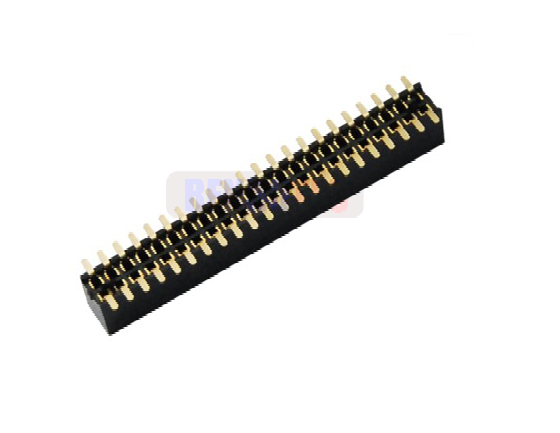 IDC- fc-16p female connector 16 pin header 2.54 mm