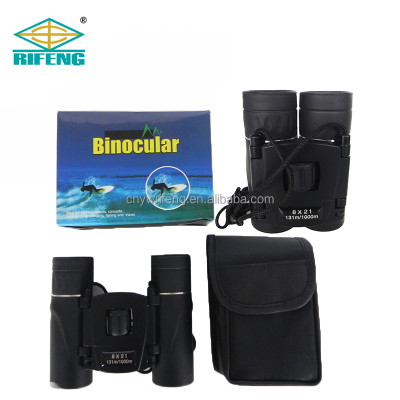 Hd 8x21mm Telescope Russian Binoculars Mini Long Range For Adults