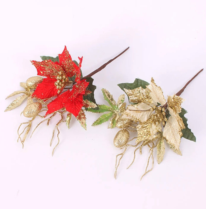 Artificial Christmas Flowers.Cheap Christmas Felt Flower Find Christmas Felt Flower