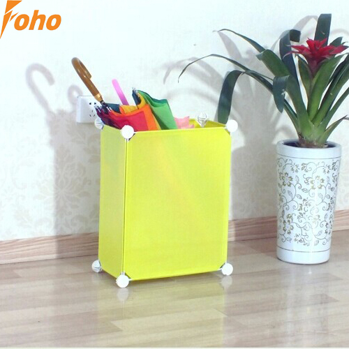 Big size Umbrella holder storage rack with plastic material (FH-AW0122)