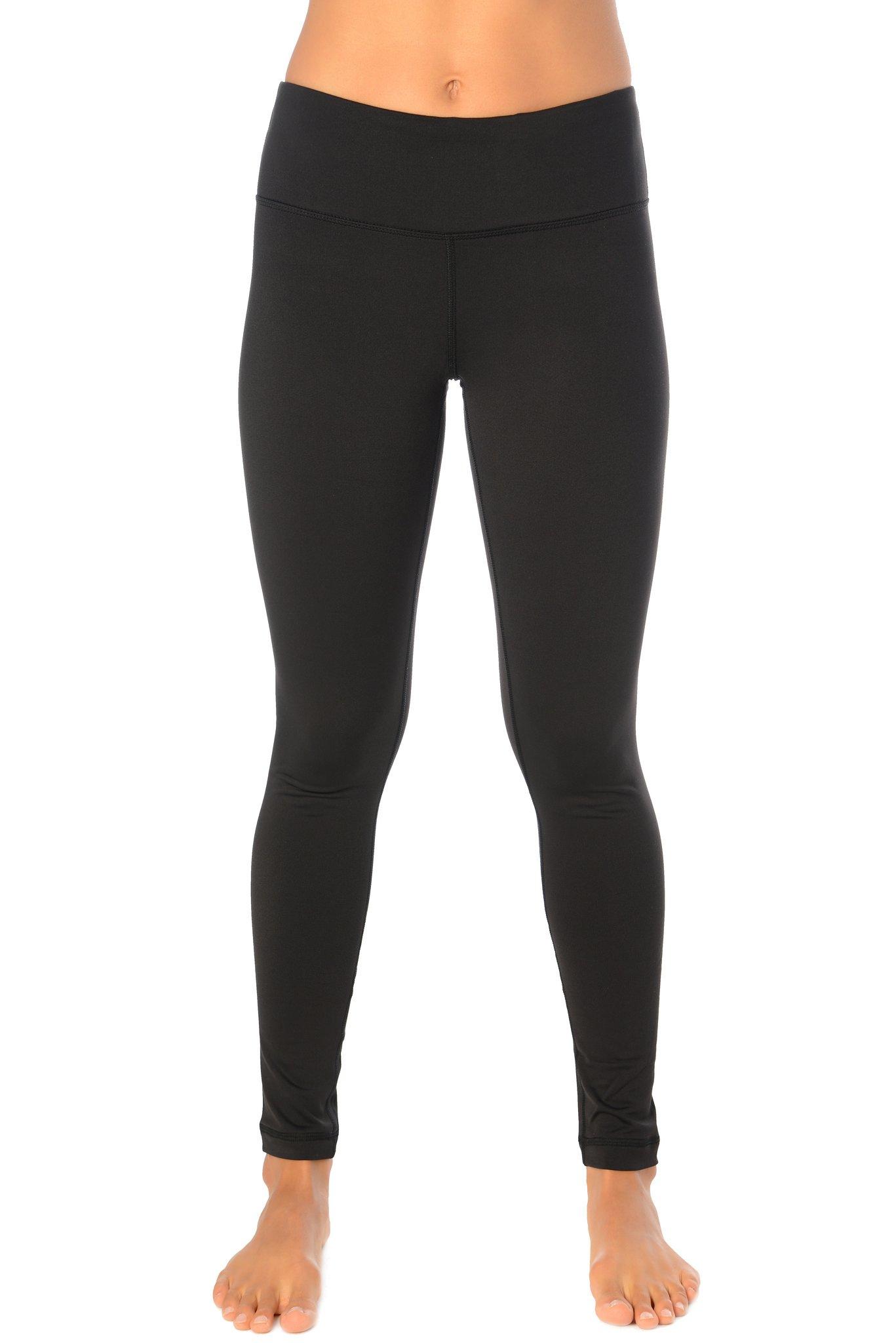 402039b5df4a6 Get Quotations · 90 Degree By Reflex Fleece Lined Leggings - Yoga Pants