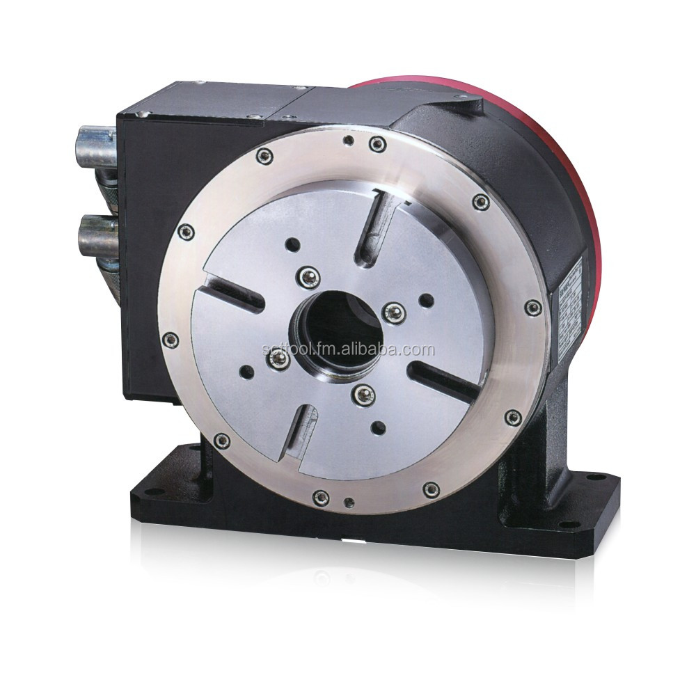 High Precision SDD-125 DC Rotary indexing Work Table for CNC Machine Milling Machine Drilling machine