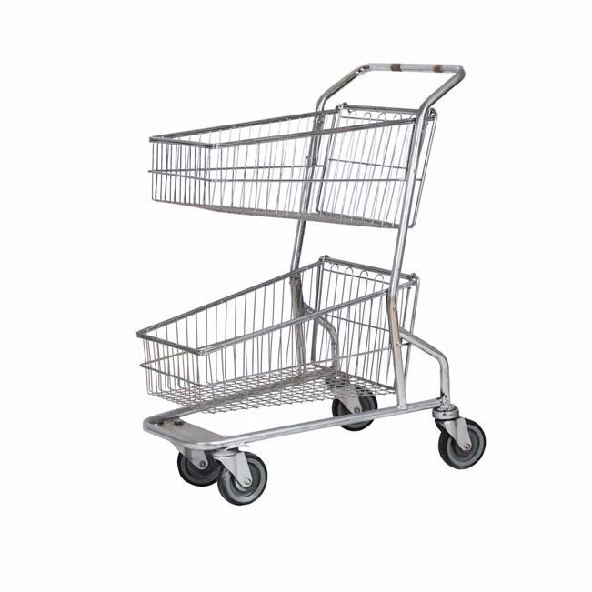 High quality supermarket metal mini toy shopping cart for children only in sale