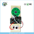 Hot selling low price Recordable sound chip for greeting cards