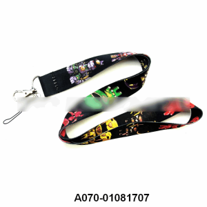 The newest neck lanyard phone mobile phone strap hang around neck mobile phone safety cord with low price