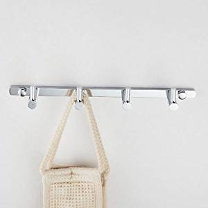 df94e7b10d74f Get Quotations · MOMO Atmosphere Bathroom Wall Mounted Brass Coat And Hat  Hook