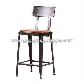 Triumhp Lyon High Seat Armrest Chair / Lyon Powder Coated Bar ...