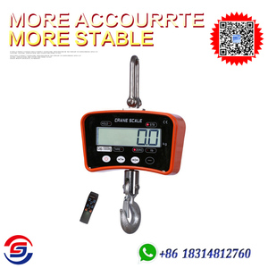 mini portable electric crane scale 5 ton lifting weight equipment