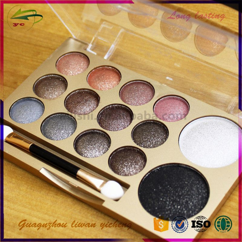 makeup factory Chemical 25 color eyeshadow palette