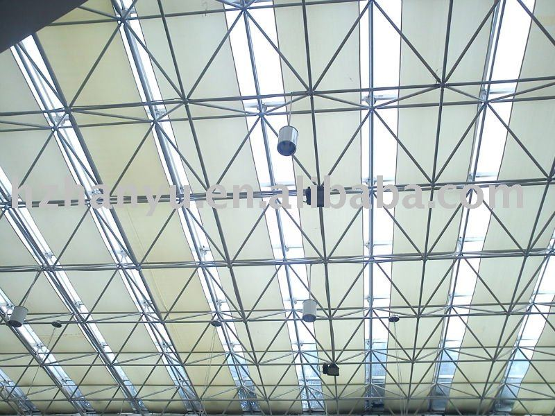 Steel Space Frame - Buy Steel Space Frame,Steel Frame Structure ...