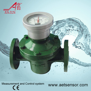LC Series Low Cost Oval Gear Type Flow Meter For Mineral oil