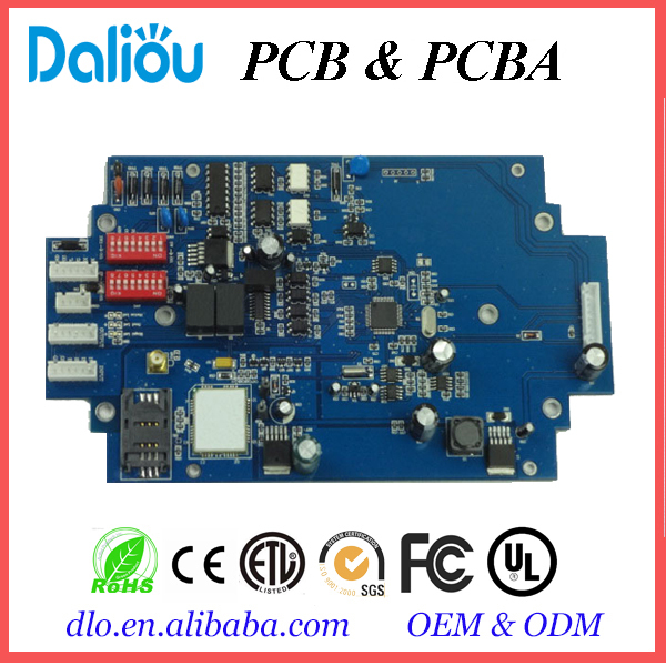 High quality two layers flexible pcb