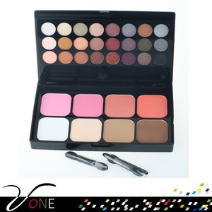 Minerale makeup 32 color beauty makeup cosmetic kit for girls