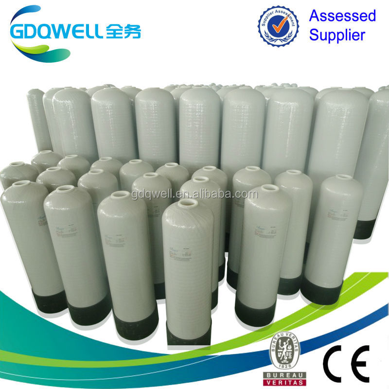 grey color 835, 1035 FRP <strong>water</strong> purification <strong>tanks</strong> price