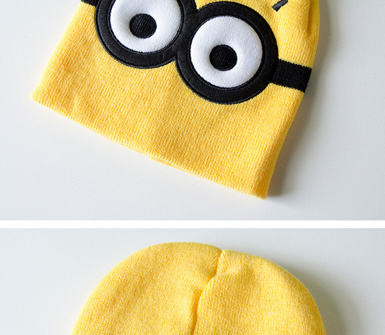 5dc0493ff85 Children s Minions Hat and Gloves Set – Baby Trending