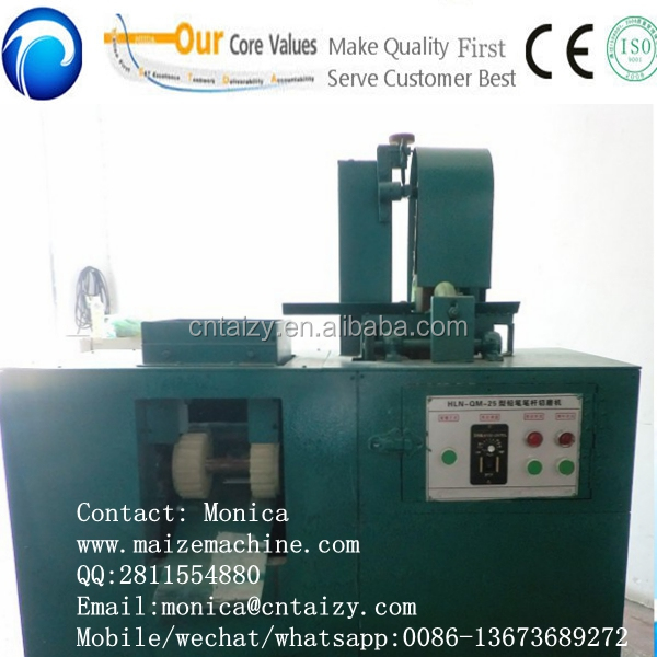 pencil maker and pencil foring machine line