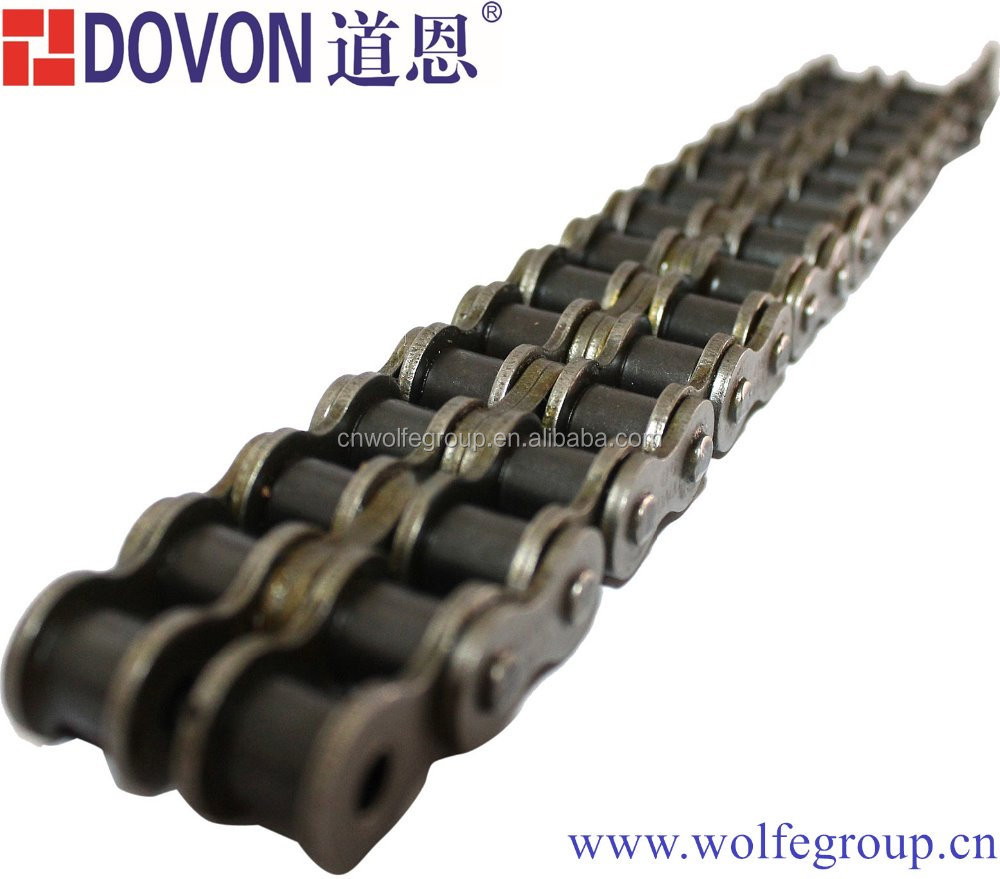 Hot selling industrial chain suppliers A series industrial chain motor driven chain