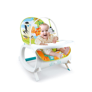 Maternal and child supplies musical baby rocker and swing with dining table designs