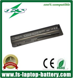 10.8v 8800mAh MSDS laptop battery case for HP DV4,DV5,Compaq CQ40 series