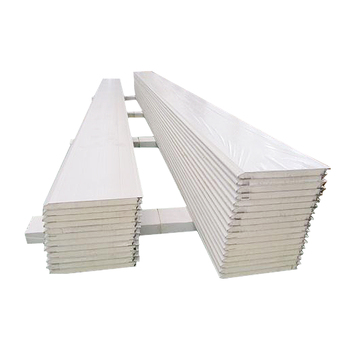PU sandwich panels for sectional doors