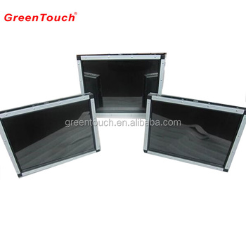 17 inch IP65 Waterproof Open Frame Touch Screen LCD Monitor with Multi Points IR Touch