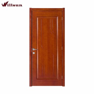 New Model Waterproof Bathrooms Composite Wood Doors In Pakistan 2018