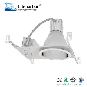 ETL High Power E26 8 Inch 150W LED Recessed Commercial Downlight
