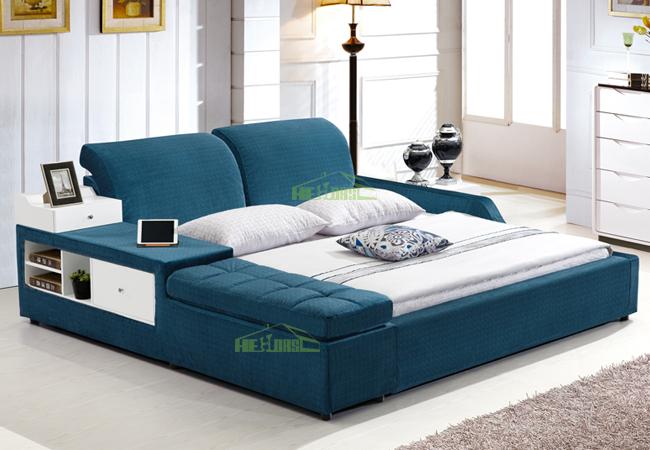 bedroom furniture king size modern platform bed frame with storage 601 buy modern platform. Black Bedroom Furniture Sets. Home Design Ideas