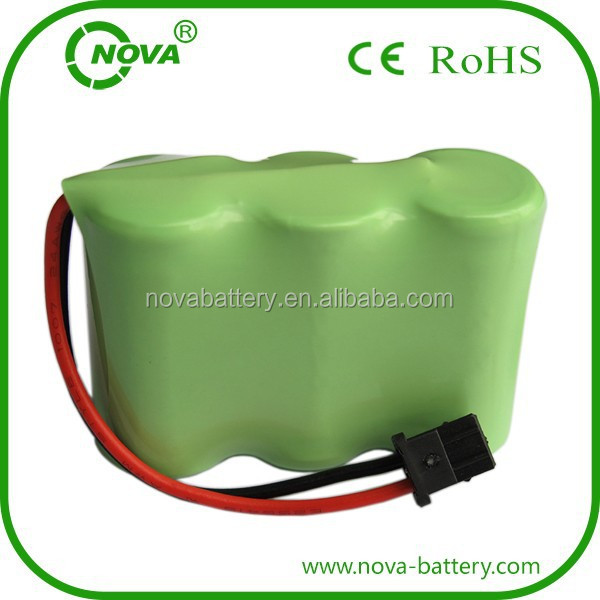 nimh c 3.6v 4000mah ni-mh rechargeable battery pack