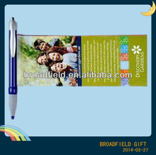 2014 No1. multifunctional cute sunny doll ball pen Cute Promotional Items