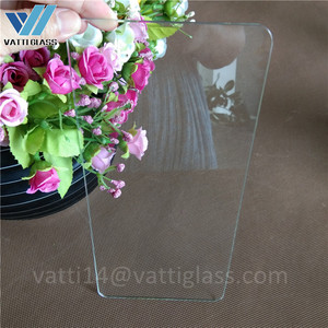 high quality photovoltaic transparent solar panel of tempered glass for solar panel cover glass 3.2mm 4mm thickness