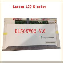 15.6 Replacement Laptop lcd led screen B156XW02 v.6 LTN156AT24 LP156WH2 LTN156AT05 B156XW02 v.6 LTN156AT02 B156XTN02