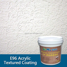 E96 Water Based Acrylic Resin Sand Texture Paint