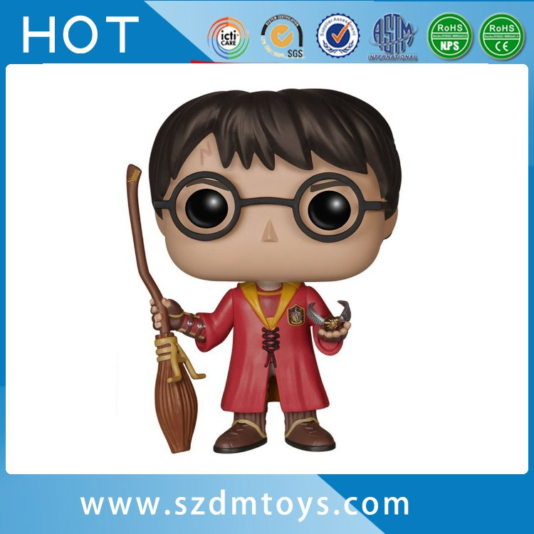 Hot dota 2 toys/funko pop Harry potter vinyl mini action figure factory