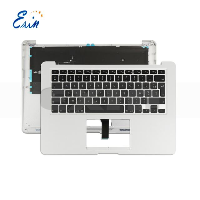 "Topcase + Clavier FR Azerty Voor Macbook Air 13 ""2013-2017 A1466 Laptop"