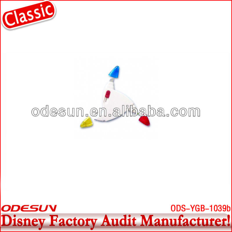Disney factory audit manufacturer's highlighter pen combo 143572