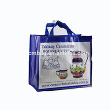 Low price fabric laminated pp woven bag