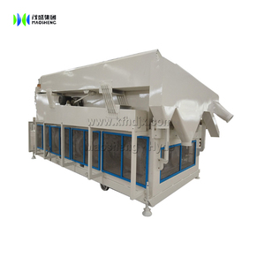 Wheat cleaning plant in flour milling line cashew nuts gravity separator for rice sesame paddy soybean mung bean cleaning