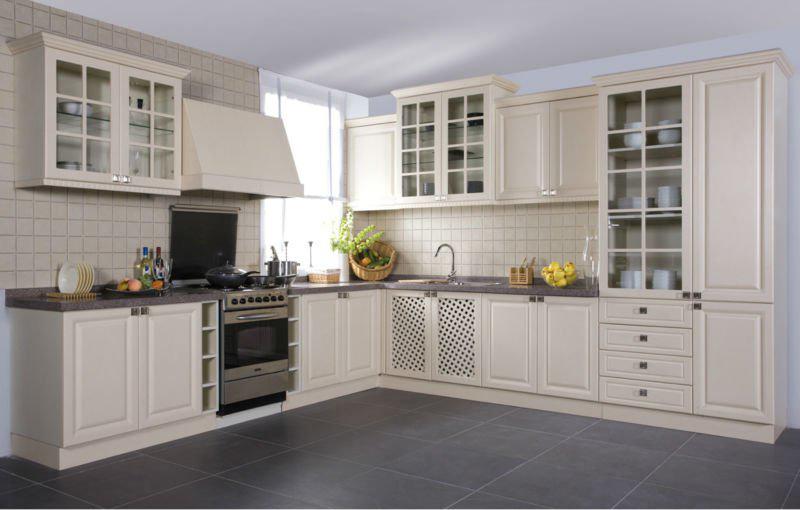 Candany Environmentally Friendly Pvc Kitchen Cabinet