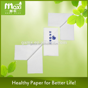 China direct factory top quality printed paper napkin / napkin tissue paper jumbo roll /paper napkin sizes