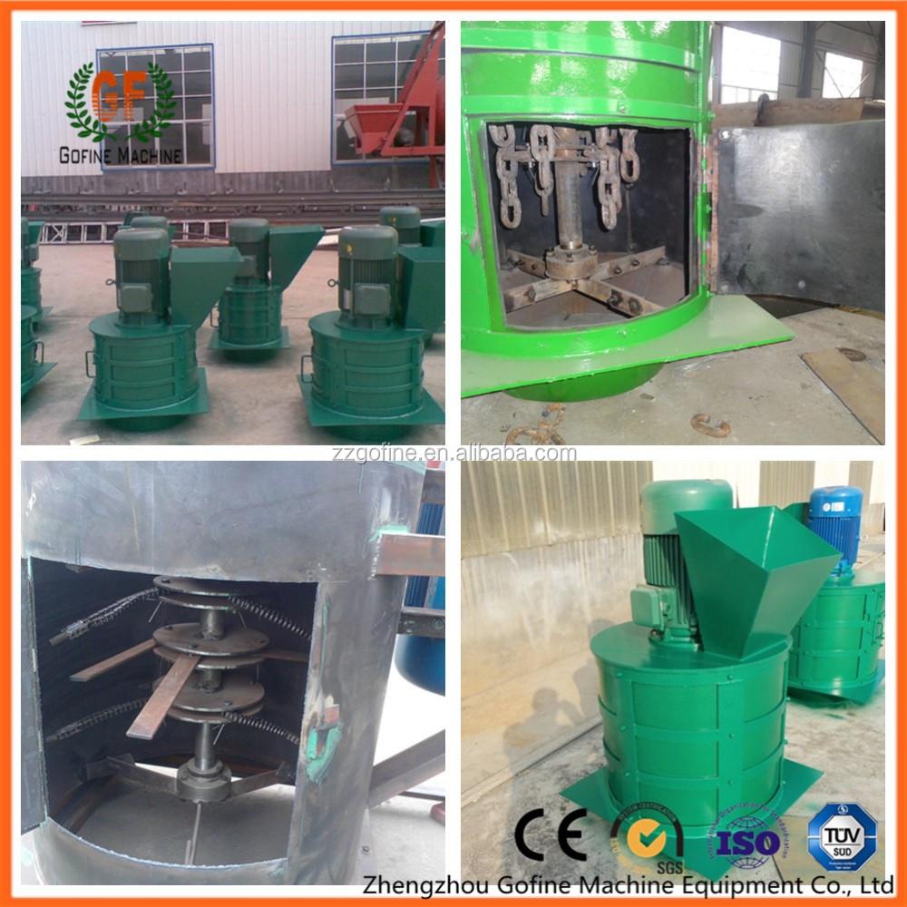 Grinding Equipment Fertilizer : Small fertilizer grinder mini organic crusher