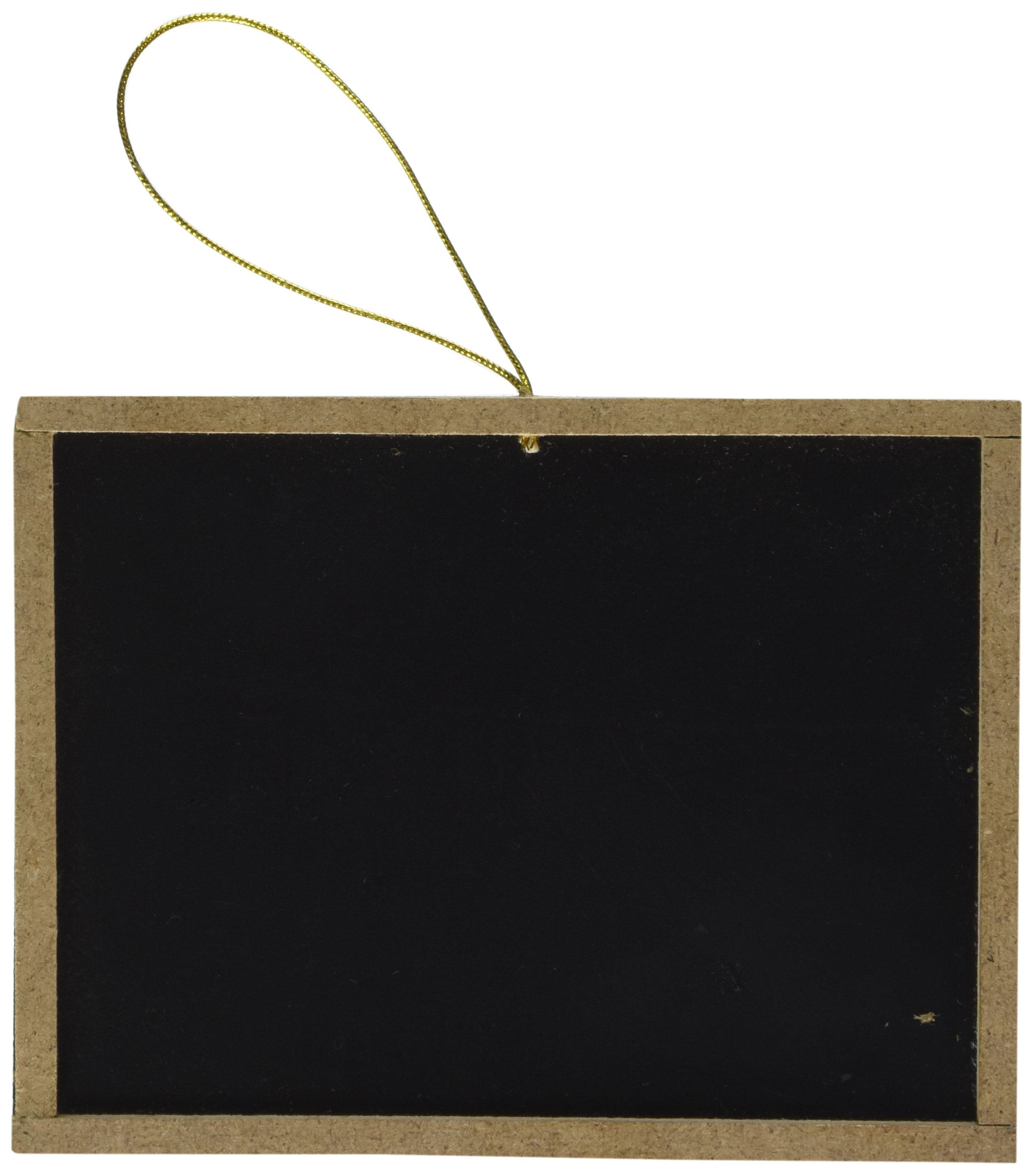 "24pc Mini Blackboard Message Board Wedding Chalkboard Favors Table Number 2/""x3/"""