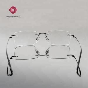 1c208049c04e Naturally Rimless Eyeglass Frames