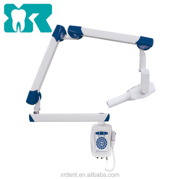 Microprocessor Control Wall Mount Type Digital Dental X-ray Equipments