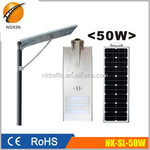 School replace old ones integrated motion sensor led solar street light