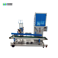 Automation packing weighting sewing machine for rice wheat beans and sesame maize clean machine
