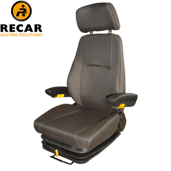Luxury Truck Seat Air Suspension Driver Used For Seats